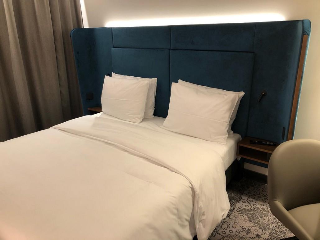 Zimmer im Hyperion Hotel in München