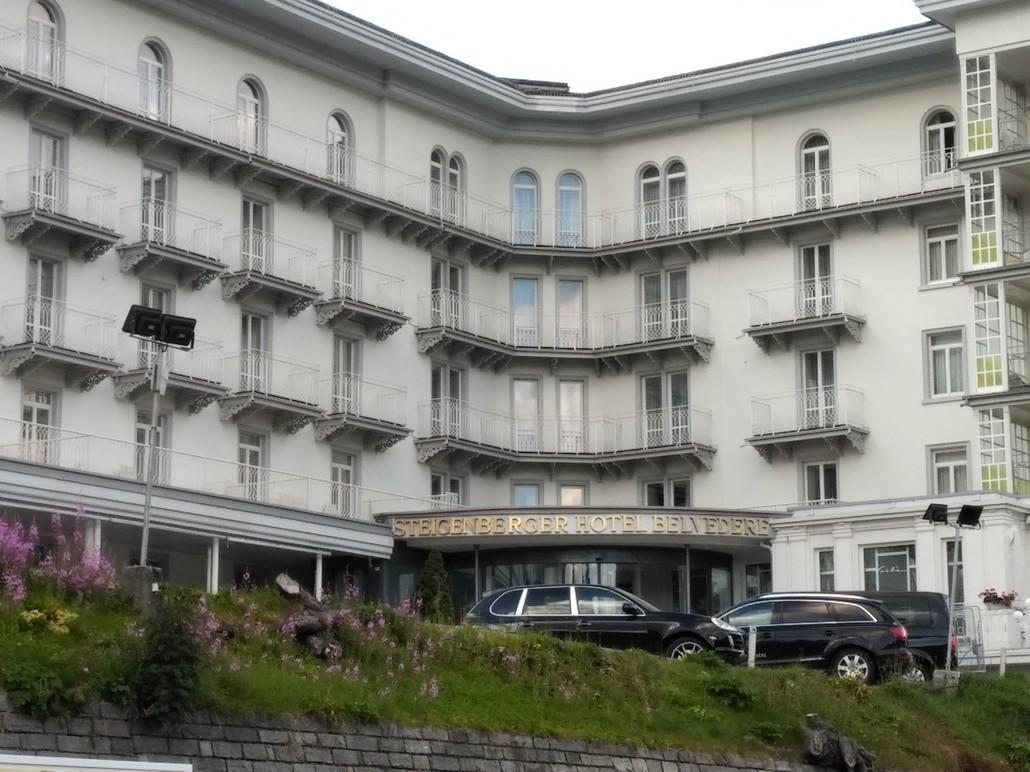 Steigenberger Hotel Bellevue Davos