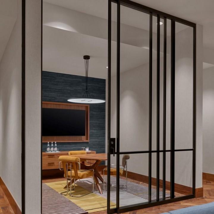 Erneuerung der Sheraton Hotels - The Studios