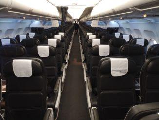 Die British Airways Business / Economy-Class auf der Kurzstrecke im Airbus A319