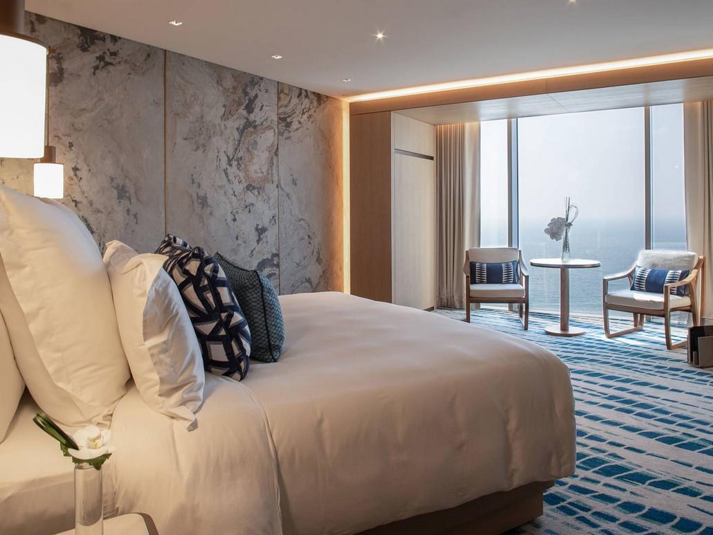 Ocean Deluxe Room im Jumeirah Beach Hotel Dubai