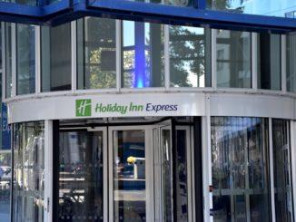 Holiday Inn Express Rotterdam Central