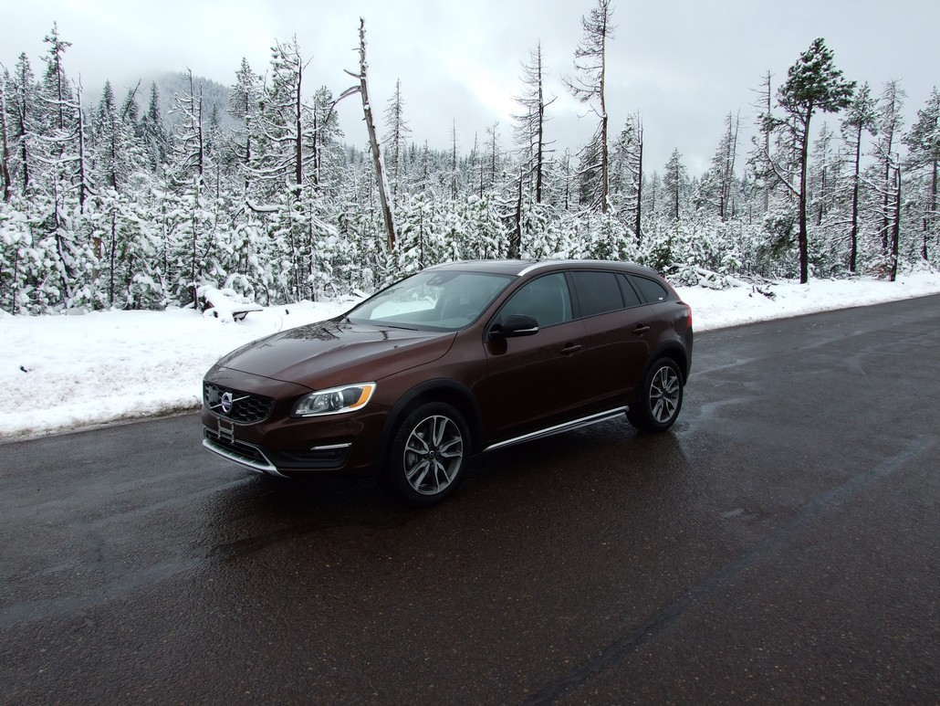Sixt USA - Volvo XC60 in Oregon