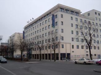 Holiday Inn Express Berlin Mitte