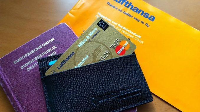 Miles and More Senator Kreditkarte