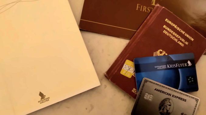 American Express und Singapore Airlines KrisFlyer