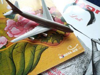 Informationen zu Übernahme von Asiana Airlines durch Korean AirLines (KAL) im März 2021