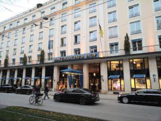 Hotel Bayreischer Hof München - Member of The Leading Hotels of the World