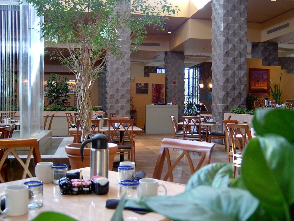 Restaurant im Doubletree Scottsdale Paradise Valley