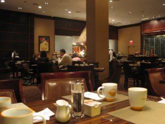 Restaurant im Hilton Philadelphia City Avenue