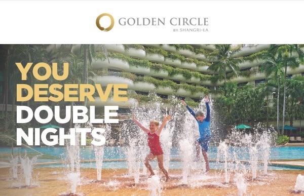 Doppelte Elite Nächte im Golden Circle Programm bei allen Shangri-La Hotels bis 31.07.2021