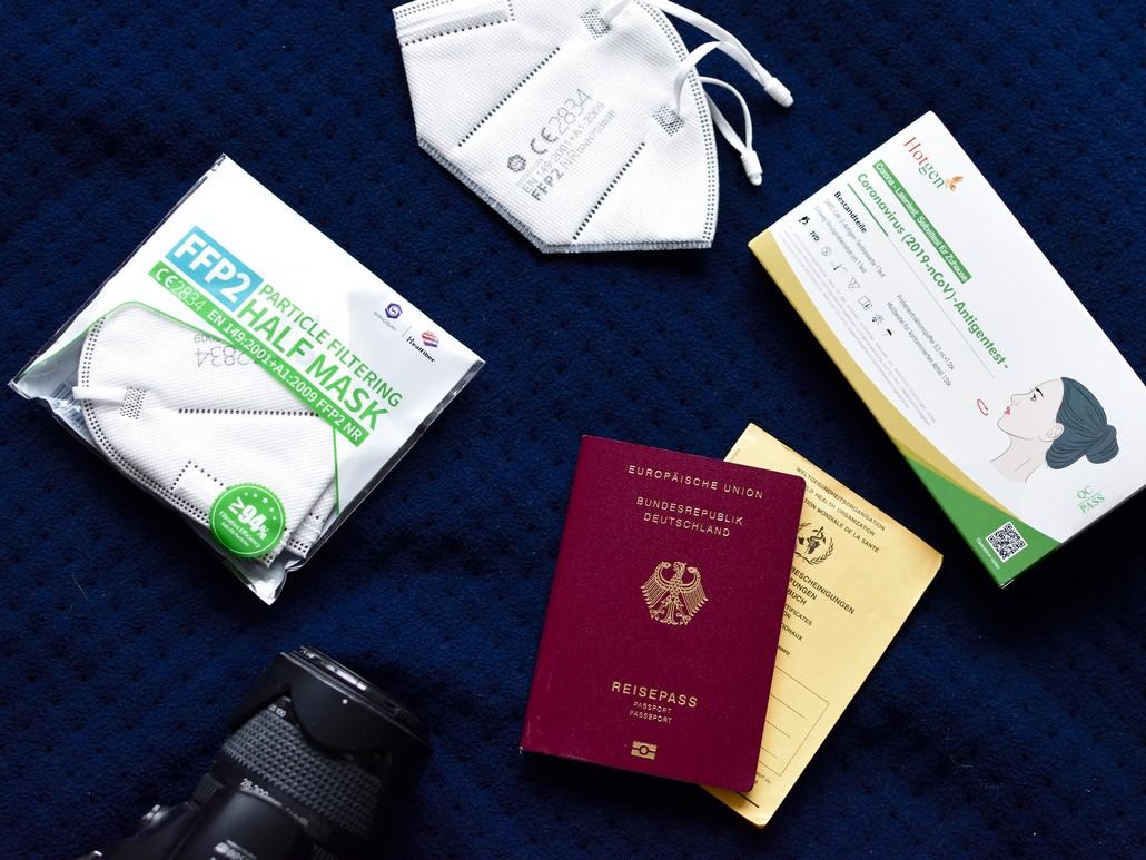 Reisen und Coronavirus