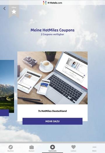 Bis 30.06.2021 einmalig siebenfache HotMiles in Deutschland