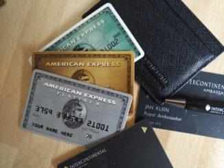 American Express und InterContinental Ambassador