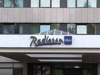 Radisson Blu Scandinavia Hotel Düsseldorf