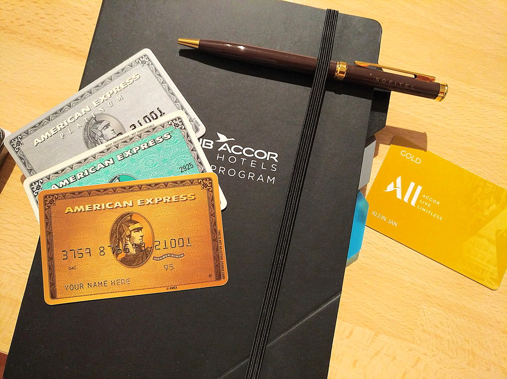 American Express und ALL   Accor Live Limitless