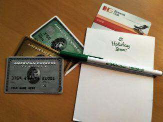 American Express und IHG Rewards Club