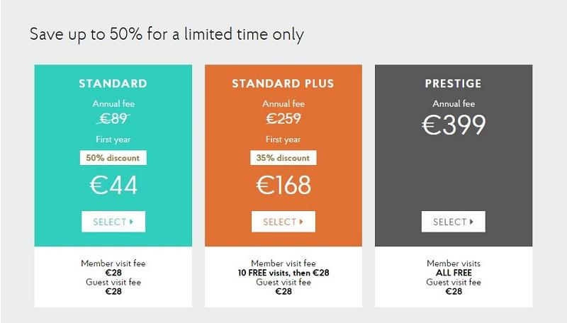 Priority Pass August 2021 Sale - mit bis zu 50% Ermäßigung bis 31.08.2021