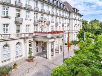 Preferred Hotel Quellenhof in Aachen
