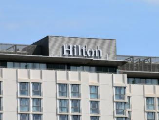 Hilton Logo - Hilton City Wien
