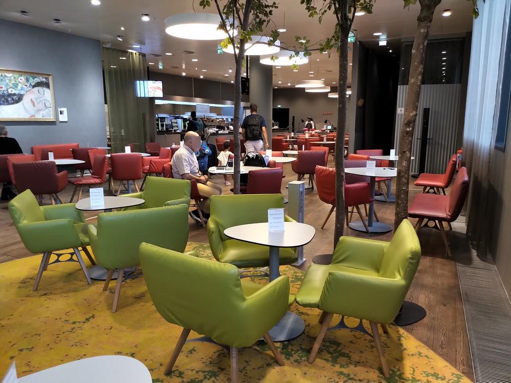Austrian Senator Lounge Wien (Terminal 3 F/G)