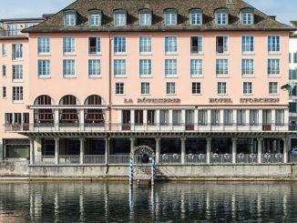 Preferred Hotel Storchen Zürich
