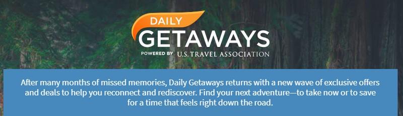 Save the date für die Dailygetaways Deals 2021
