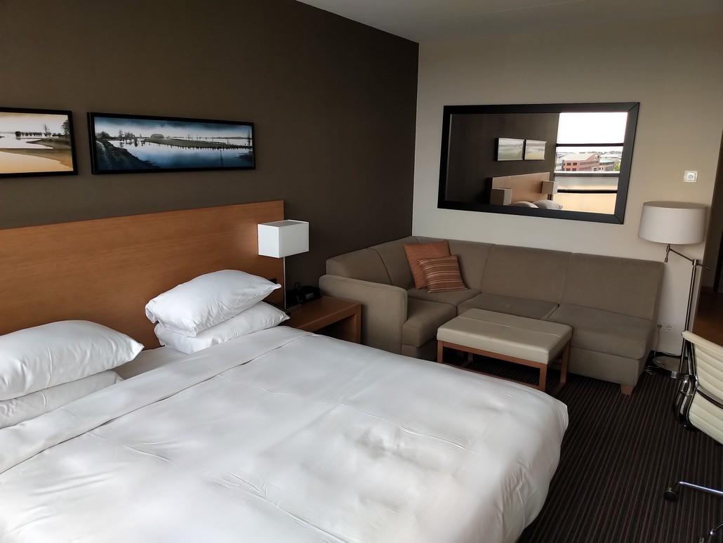 King Room im Hyatt Place Amsterdam Airport