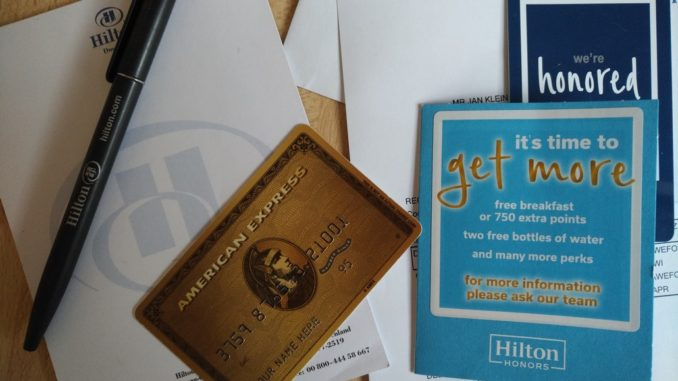 American Express und Hilton Honors