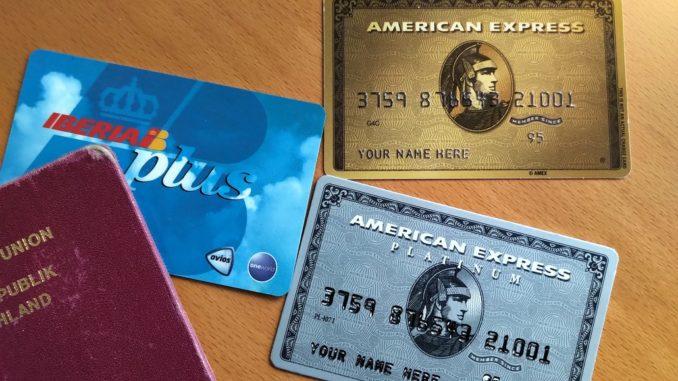 American Express und Iberia