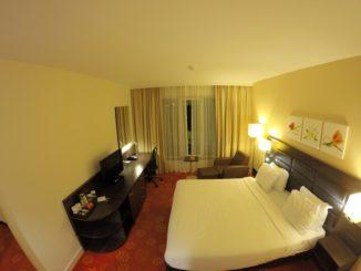 Standardzimmer im Hilton Garden Inn Leiden